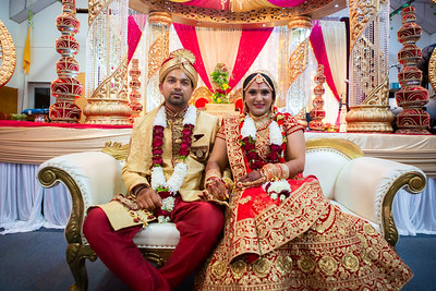 Atendra weds Vandhana