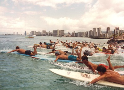 12th Annual Summer Surf PB Race 6-20-1992