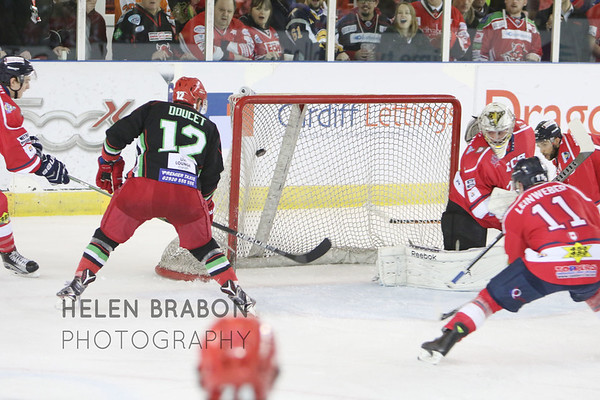 Cardiff Devils vs Dundee Stars 27-01-16