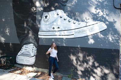 2020.11.10 - Kayla Robin Sac Mural Shoot
