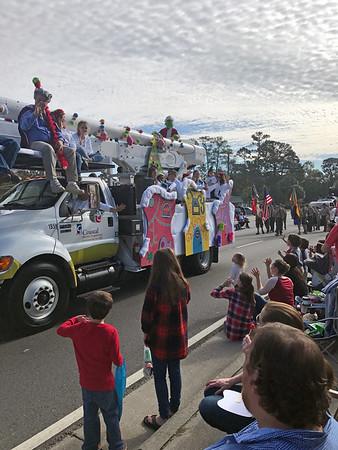 2017 Richmond Hill Christmas parade