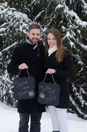 Alicia and Doug - Save the Date