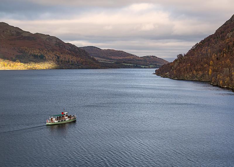 Ullswater, The English Lake District