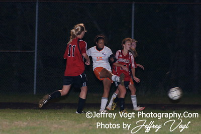 10-06-2010 Watkins Mill HS vs Quince Orchard HS Girls Varsity Soccer, Photos by Jeffrey Vogt Photography