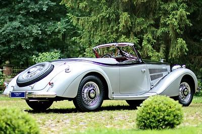 Horch 930 Roadster Glaser.