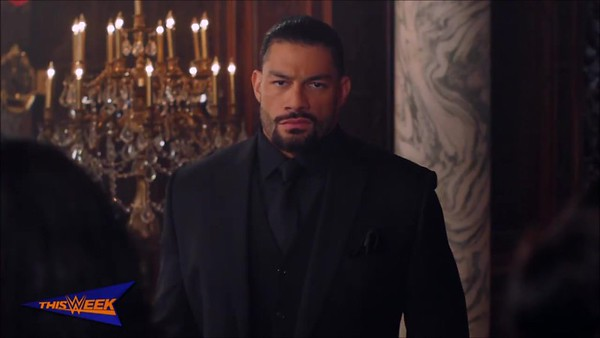 Roman Reigns - Screencaps / Behind the Scenes WWE2k20 Commercial