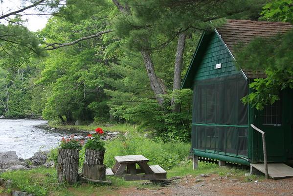 Betz's Grand lake Stream Camps, Maine<br /> ©Nature'sArt