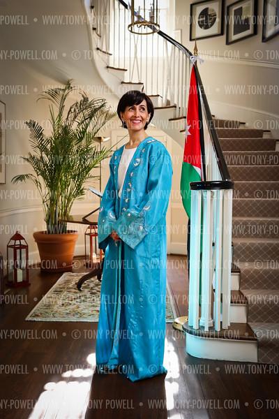 Jordan Ambassador Dina Kawar