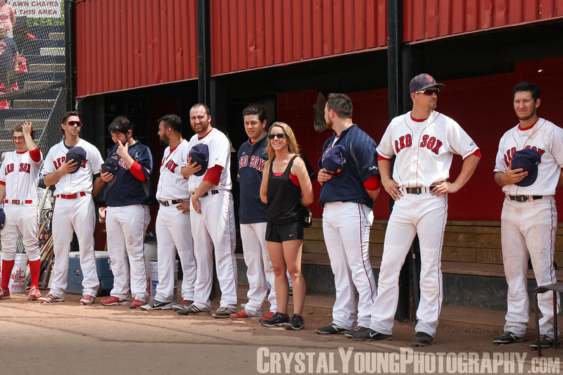 Toronto Maple Leafs at Brantford Red Sox May 30, 2015