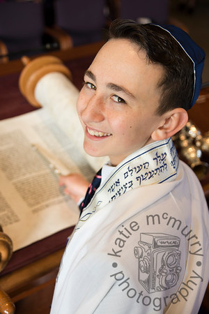 Noah's Bar Mitzvah April 2018