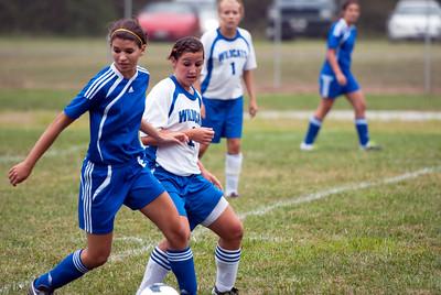 Soccer Aug 24 2010