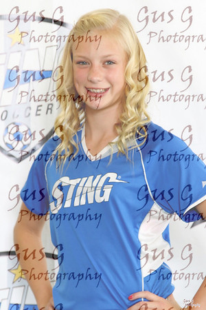 Team Pictures - 2011 - Sting 98 (B Brown)