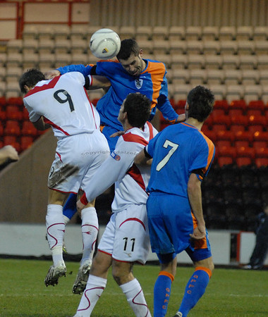 Airdrie v Queens Park (3.2) 2 1 08