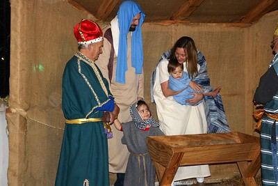 2019 Dec 10th Live Nativity