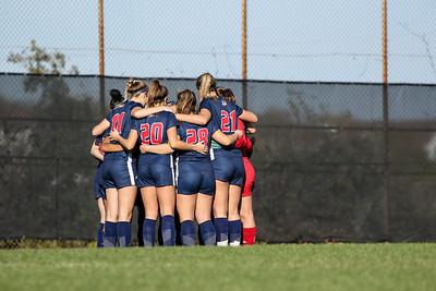 St Mary's Girls Soccer