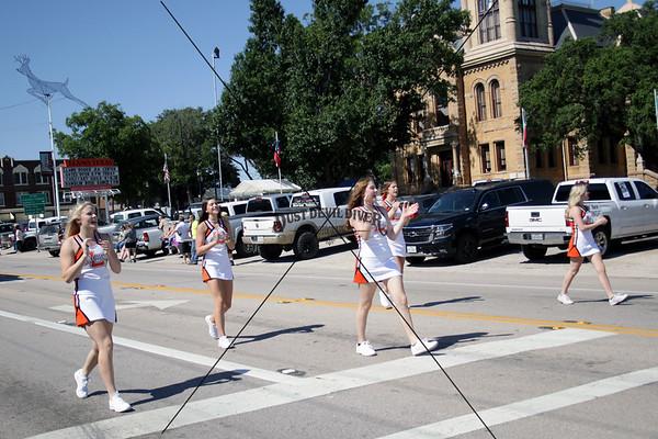 Saturday Morning Parade