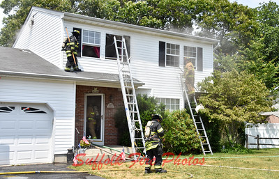 Brookhaven Fire 27 Probst rd [7.11.17]