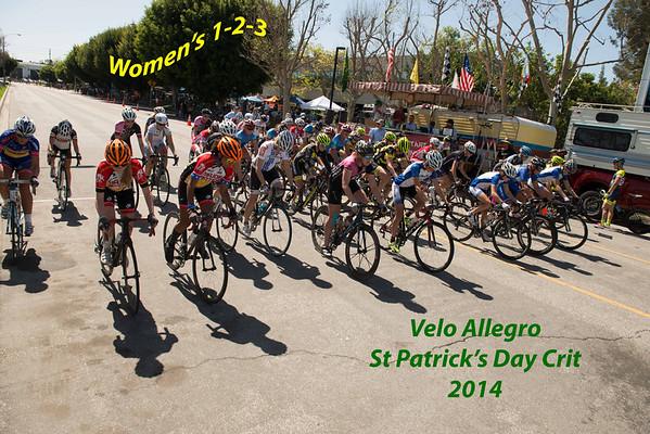Women's 1-2-3