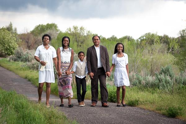 Njoku Family