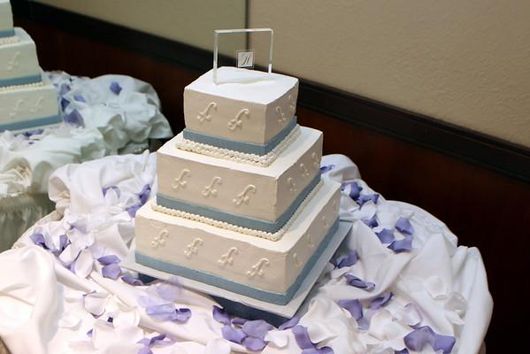 Gloria & Hector Cake