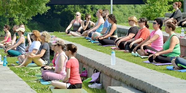 Riverfront Yoga