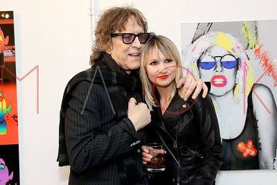 """New York, NY - March 20:  The """"Legend Series By Mick Rock"""" exhibition opening, New York, USA."""