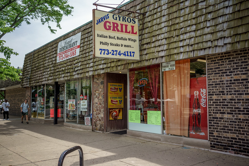 Jarvis Grill