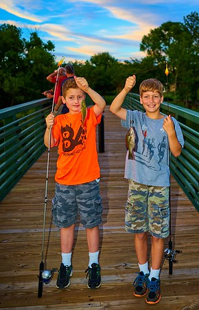 Cub Scout Fishing Rodeo