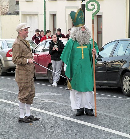 St. Paddy's Day Ballinrobe