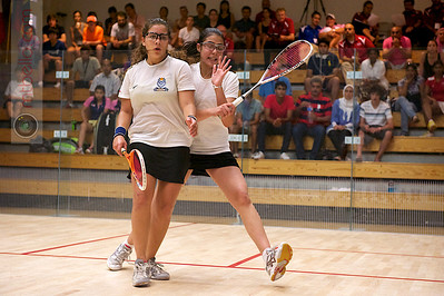 2011-07-22 4th Round: Kanzy Emad El-Defrawy (Egypt) and Mariam Metwally (Egypt)