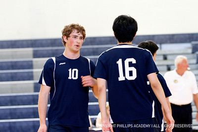 Boys Varsity Volleyball 4.27.2013