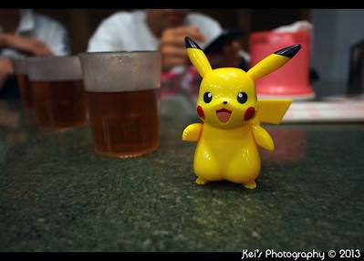 Pikachu~