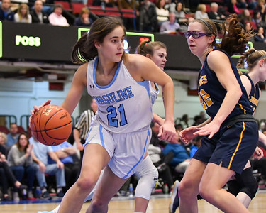 2020 Section 1, Class AA Girls Final, The Ursuline School vs. Our Lady of Lourdes HS, March 8, 2020