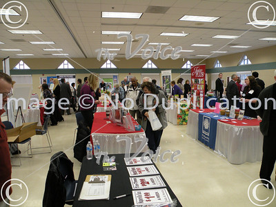 Aurora, IL Active Senior Expo at Eola Center 3-1-12