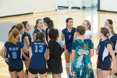 2016 Girls JV Volleyball