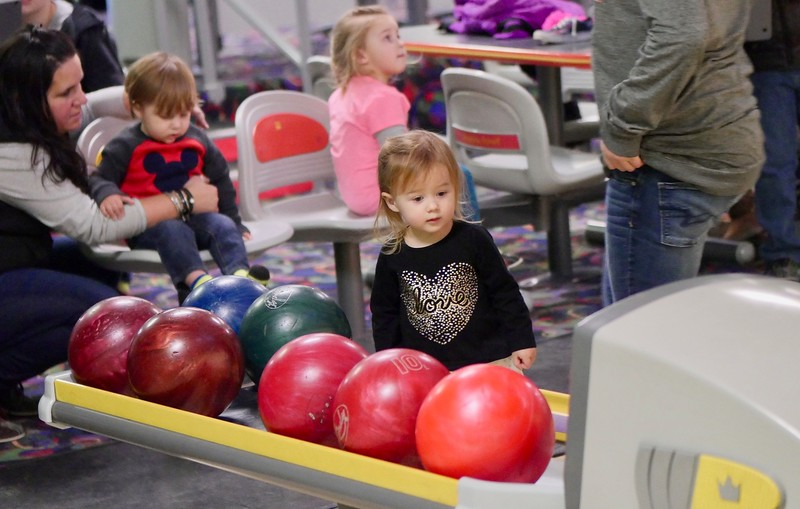 Bowling in S.D.