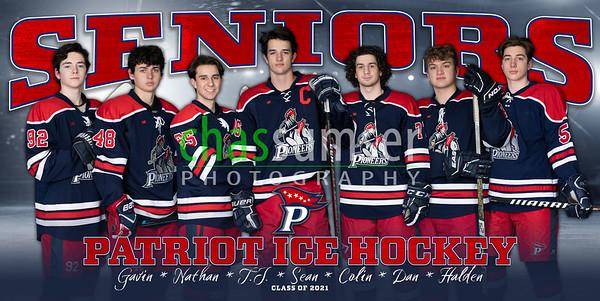 2021 Patriot Ice Hockey