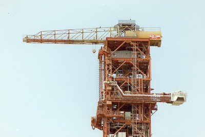 Mobile Launcher #1, ASTP