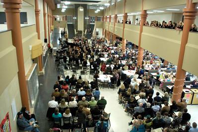 2011 11 10:  Duluth East Freshman Orchestra