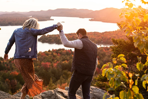 Heather & Ryan - ADK Preview