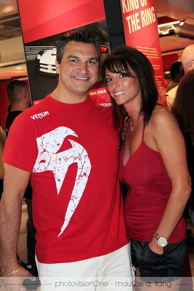 Matt and Missy Feher.