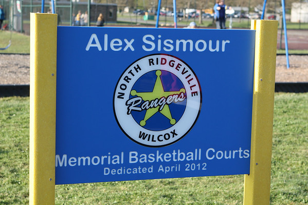 Alex Sismour Memorial Basketball Courts