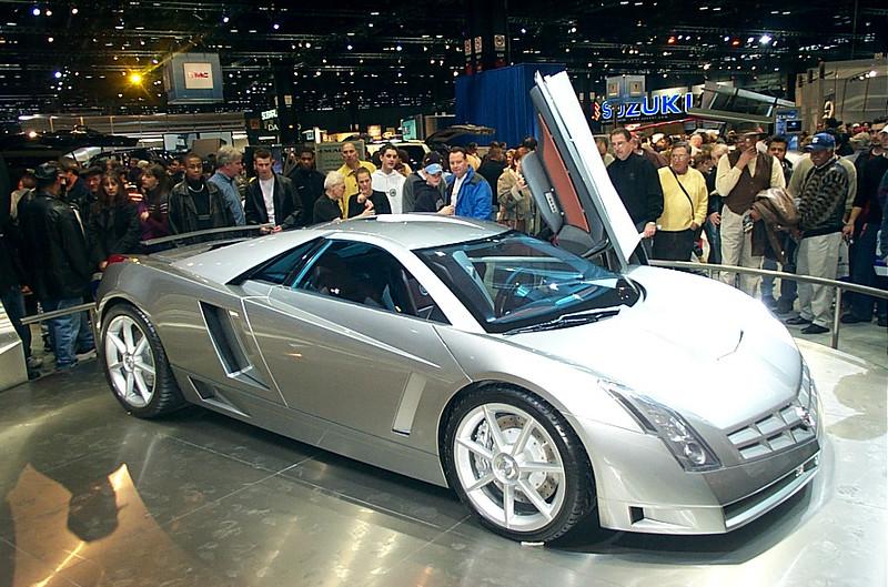 Concept car: Cadillac Cien
