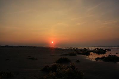 Sunset Beach-- 'Sunrise at the Beach' July 20 2011