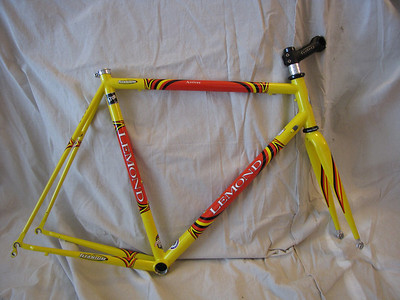 2003 Lemond Arrivee Titanium