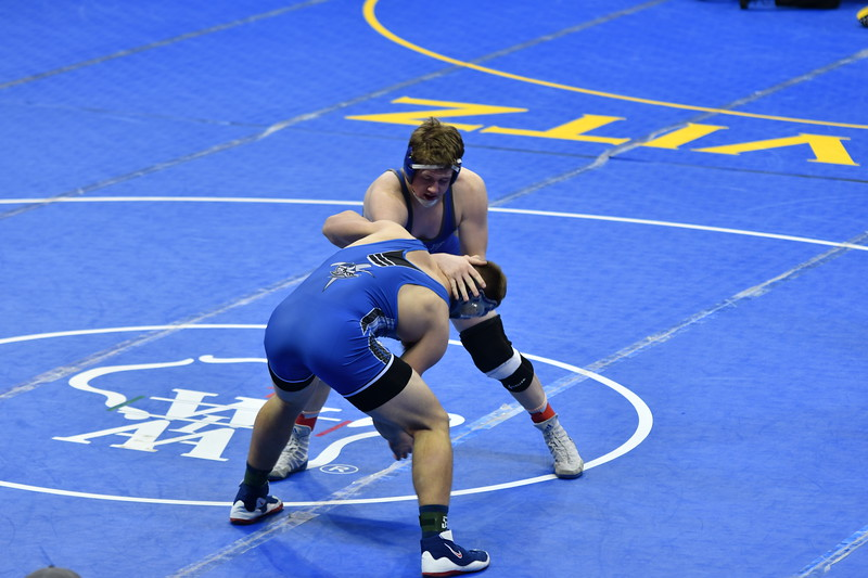 Wrestling State 2017-18 - Braden