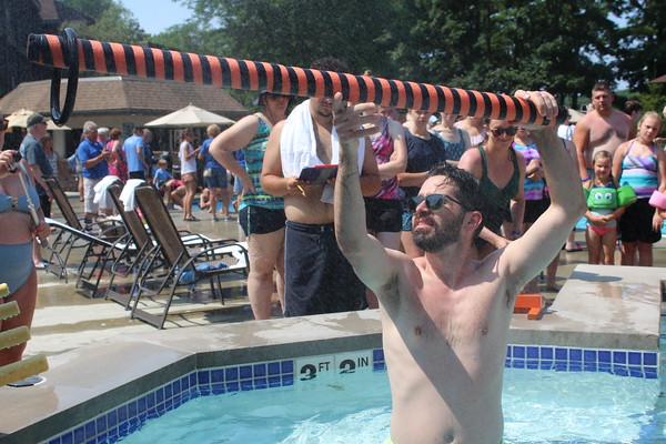 July 15 - Pool Games