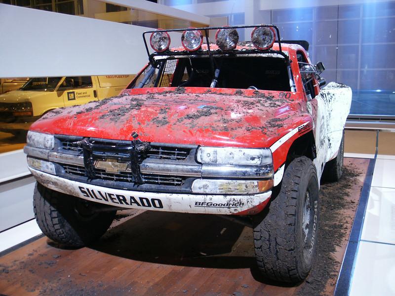 Offroad Chevy Silverado