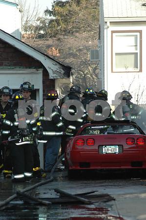 Sig 10 Garage Fire 12-7-07