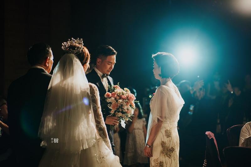 君品酒店 | 亮廳 | C&H婚禮紀錄 | 平方樹攝影